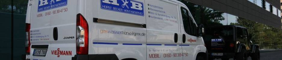 Horst Becker Montageservice